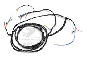 scout ii rear tail light wiring harness international scout rear tail light wiring harness