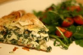 jamie s spinach and feta filo pie