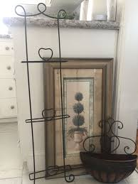 wrought iron wall decor topiary tree plant picture frame for in lodi ca offerup