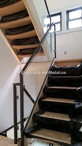 Modern Handrail modern stair railings & handrails toronto mississauga gta 6684 by guidejewelry.us