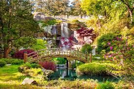 botanical gardens in virginia