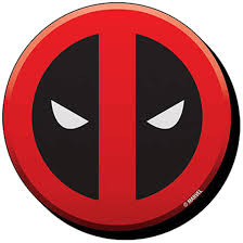 Deadpool Logo Magnet - ND-95400 by Medieval Collectibles