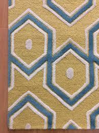 blue and yellow area rugs best of handmade wool modern rug lovely photos home improvement source targovci corner plush for living room lattice s