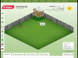 Small Picture Using Yates Virtual Garden Design YouTube
