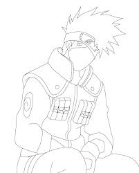 And In Coloring Page Download Print And In Coloring Page Naruto