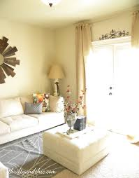 Thrifty And Chic Diy Projects Home Decor One Single Panel In The Length I  Would Wantand ...