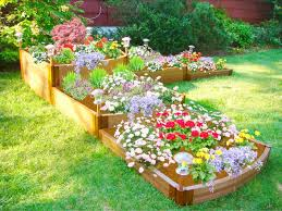 raised garden beds elevated planters