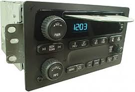 similiar 2003 chevy tahoe radio keywords 2003 2005 chevrolet tahoe factory am fm stereo radio cd player r 851