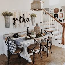 Rustic Dining Table Centerpieces Best 25 Farmhouse Table Decor Ideas On  Pinterest Foyer Table Idea