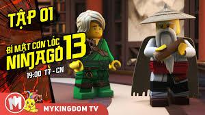 BÍ MẬT CƠN LỐC NINJAGO - Phần 13 | Tập 01: Vương Quốc Shintaro - Phim  Ninjago Tiếng Việt - XanhSky - Bầu trời xanh