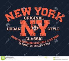 theme urban t shirt typography print new york urban theme serigraphy