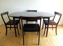 extendable oval dining table dining room glamorous black oval expandable dining room table sets expanding dining