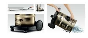 hitachi vacuum. hitachi drum type vacuum features