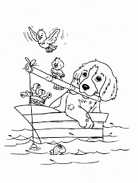 Black and white images of dogs for coloring, 100 coloring pages! Dog Puppy Animal Coloring Pages Coloring Rocks