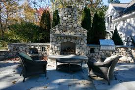 use natural materials and create a dream space in your backyard it will be gorgeous and you will love it and it will cost a pretty penny