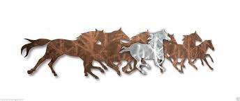 horse metal wall art home decor animal wall 57