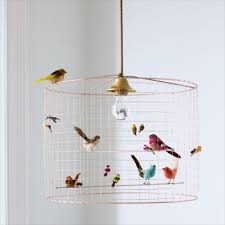 Volires Bird Cage Chandelier