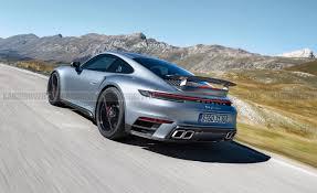 The fastest porsche 911 ever made | turbo s. Porsche 911 Turbo Future 992 Generation Model