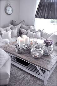 grey sofa silver sparkle bling living