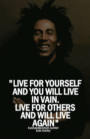 40 Bob Marley Quotes On Love Peace And Life Everyday Power Enchanting Citation Rasta Love