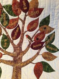 close up of family tree quilt … | Pinteres… & close up of family tree quilt More Adamdwight.com
