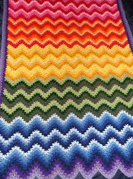 Ripple Afghan Pattern Best Decorating
