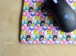 diy mouse pad pops de milk