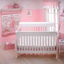 Amazon.com : Disney Princess Happily Ever After 4 Piece Crib Set ...