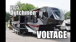2016 dutchmen vole 3895 fifth wheel toyhauler