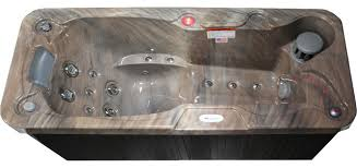 hudson bay 1 person 19 jet spa with stainless jets and 110v gfci cord included