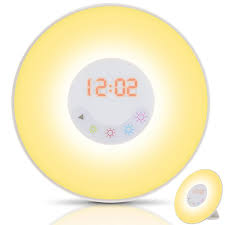 Totobay Wake Up Light Uk 10 Alarm Clocks For Children With Sensory Challenges
