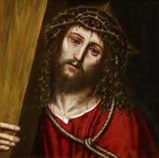 niccolò frangipane christ bearing the cross