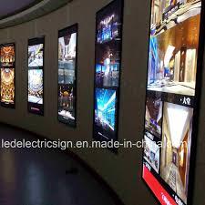 Led Light Display Advertising Board Hot Item Wall Mounted Advertising Light Box With Led Display Board