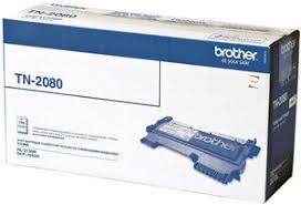 Тонер-<b>картридж Brother TN-2080</b>, оригинальный, black (черный ...
