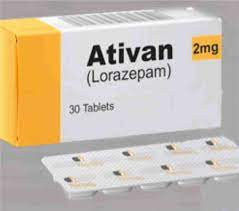 Buy Ativan ( Lorazepam ) 2mg online - ExtremeChemicals