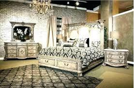 Bedroom Sets ~ Hollywood Swank Bedroom Set Bed King Furniture ...