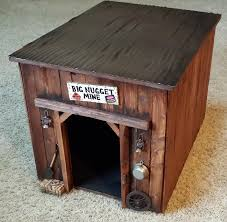 Wooden Litter Box Cabinets Cat Litter Box Cabinet Big Nugget Mine Designer Rustic Wood
