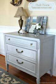 chalk paint furniture before and after chalk paint dresser makeover diy chalk paint furniture