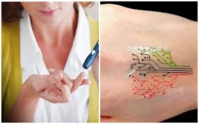заменит глюкометр врачи изобрели татуировки для диабетиков