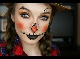 scarecrow makeup 2017 jaclyn hill x morphe tutorial you scarecrows and