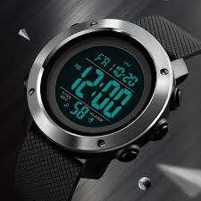 SKMEI <b>Top Luxury Sports</b> Watches Men Waterproof LED Digital ...