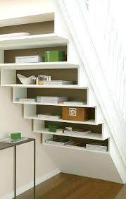 Various Staircase Storage And Organizer Office Room Home Office .
