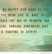 Quotes About Being Thankful Classy Upliftingquotessayingsbethankfulforlife Words Pinterest