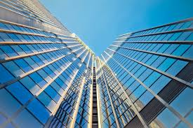 office facade. Dusseldorf, City, Modern Architecture, Building, Glass Front, Town Center, High Rise Home, House Facade, Office Facade