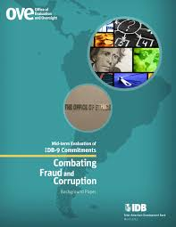 Mid Term Evaluation Of Idb 9 Commitments Combating Fraud