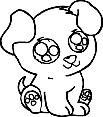 Small Picture Cute Puppy Free Images Puppy Dog Coloring Page Wecoloringpage
