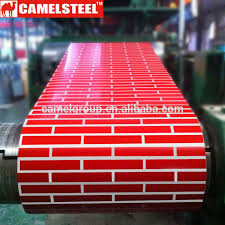 cold rolled technique colored galvanized sheet metal painting galvanized steel for prefab house