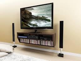 f a aca edc dbadfbabdedca ideas for wall mounted home entertainment console