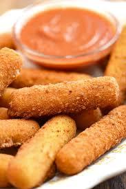 Eatsmarter has over 80,000 healthy & delicious recipes online. Homemade Mozzarella Sticks With Marinara Sauce Onion Rings Things