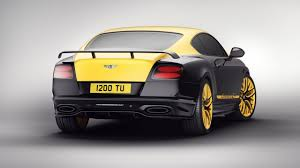Bentley Continental 24: Modified 700bhp Supersports | Top Gear